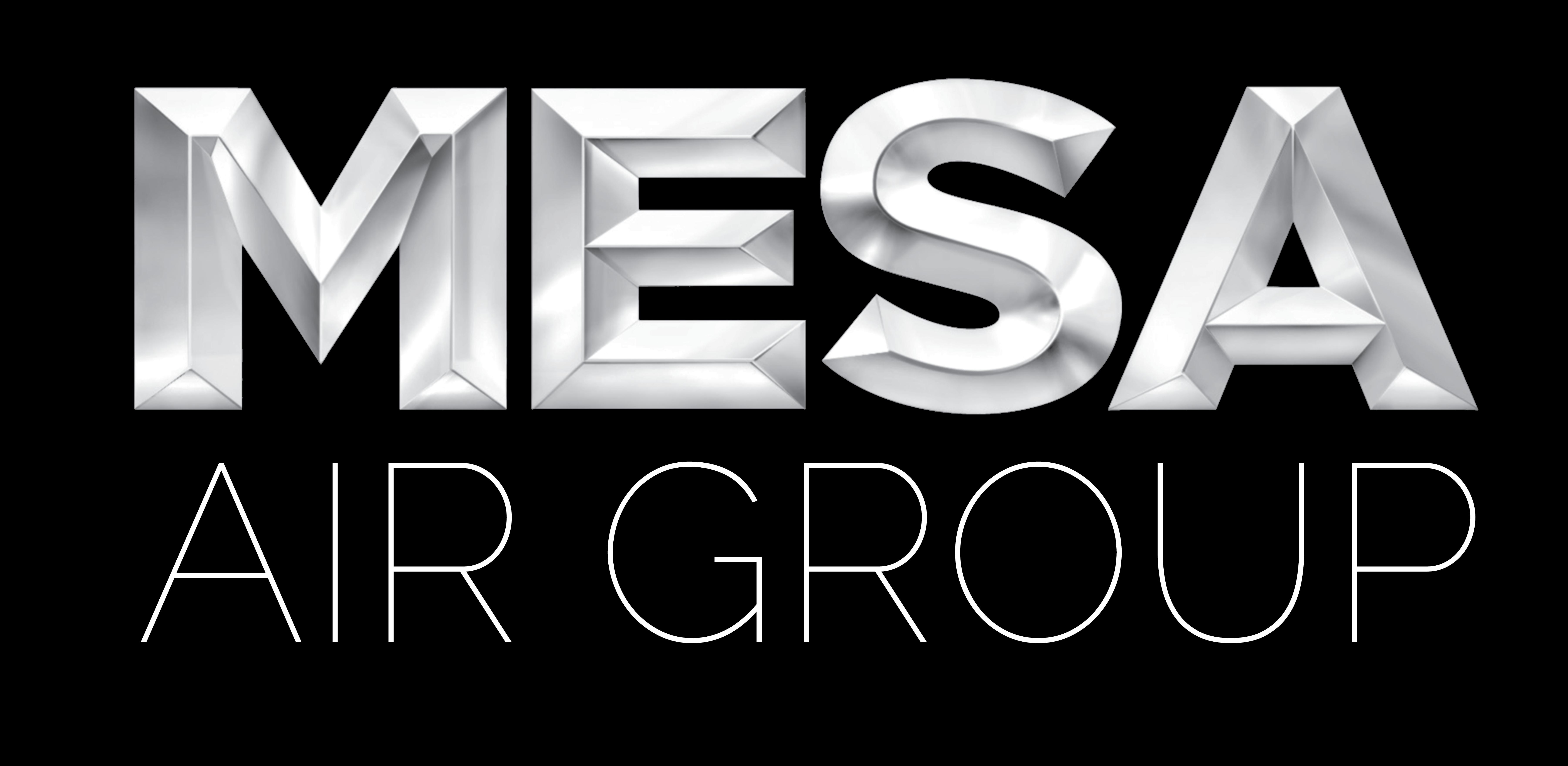 Mesa Air Group Logo (black background).png