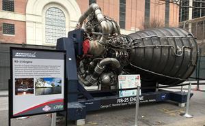 RS-25 Engine at Future Flight