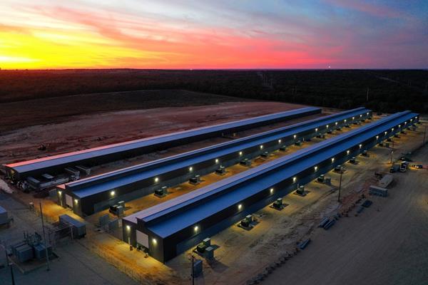 Whinstone U.S. - Rockdale, Texas Facility