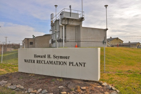 Seymour Water Reclamation Plant