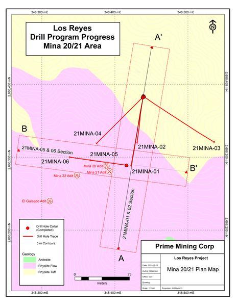 Mina 20-21 Plan View Figure 2 FINAL