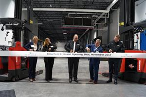 Americold Clearfield, Utah Expansion Ribbon Cutting