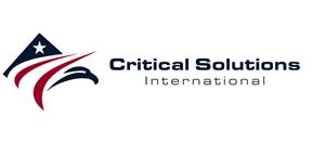 Critical Solutions International logo