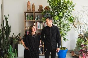 After creating florals for events and editorial projects in New York for almost 10 years, Buunch began as a way to share the flower magic with clients on a smaller scale.