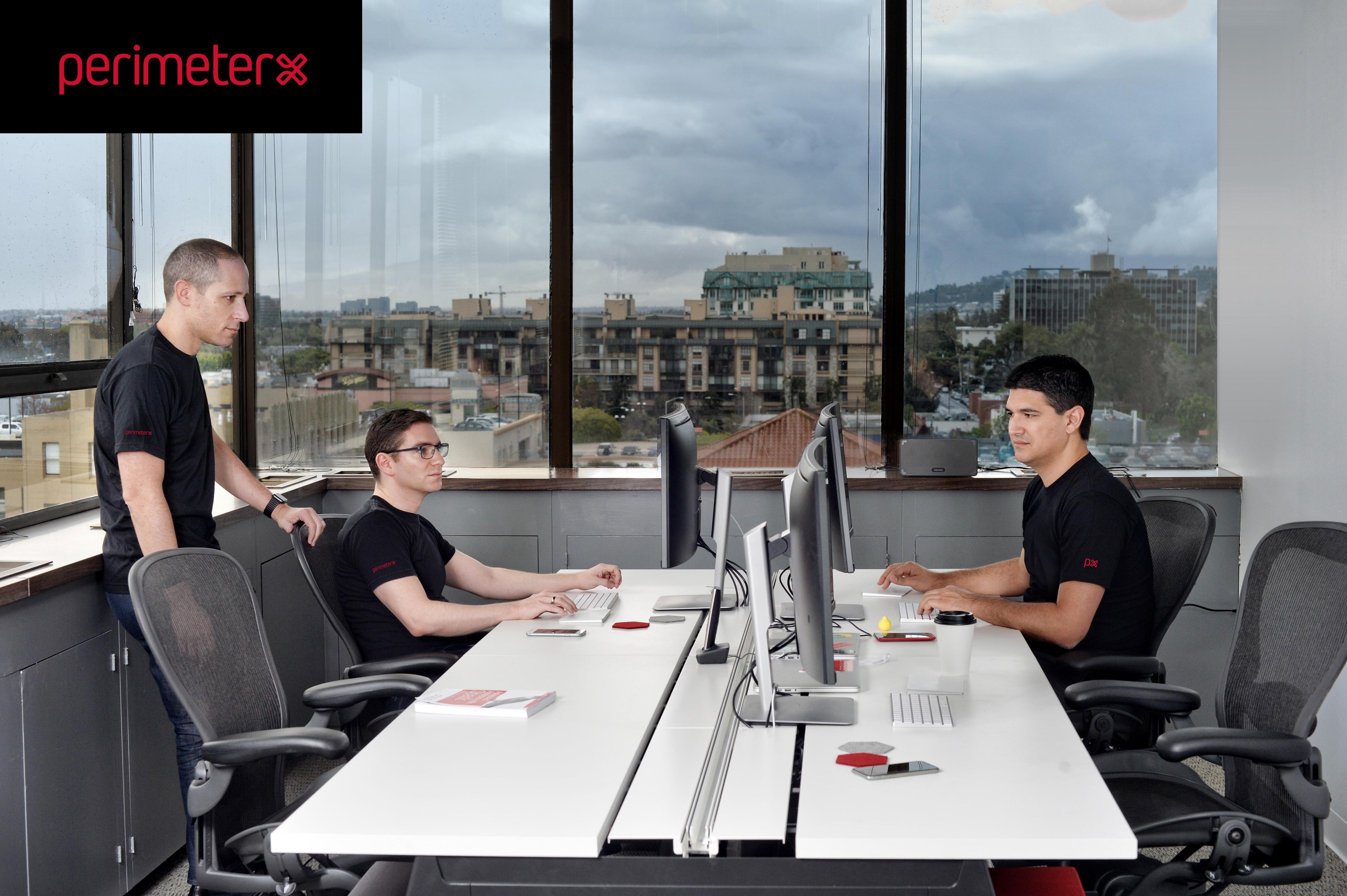 PerimeterX Founders
