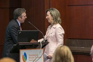 National Brain Tumor Society - Congresswoman Barbara Comstock