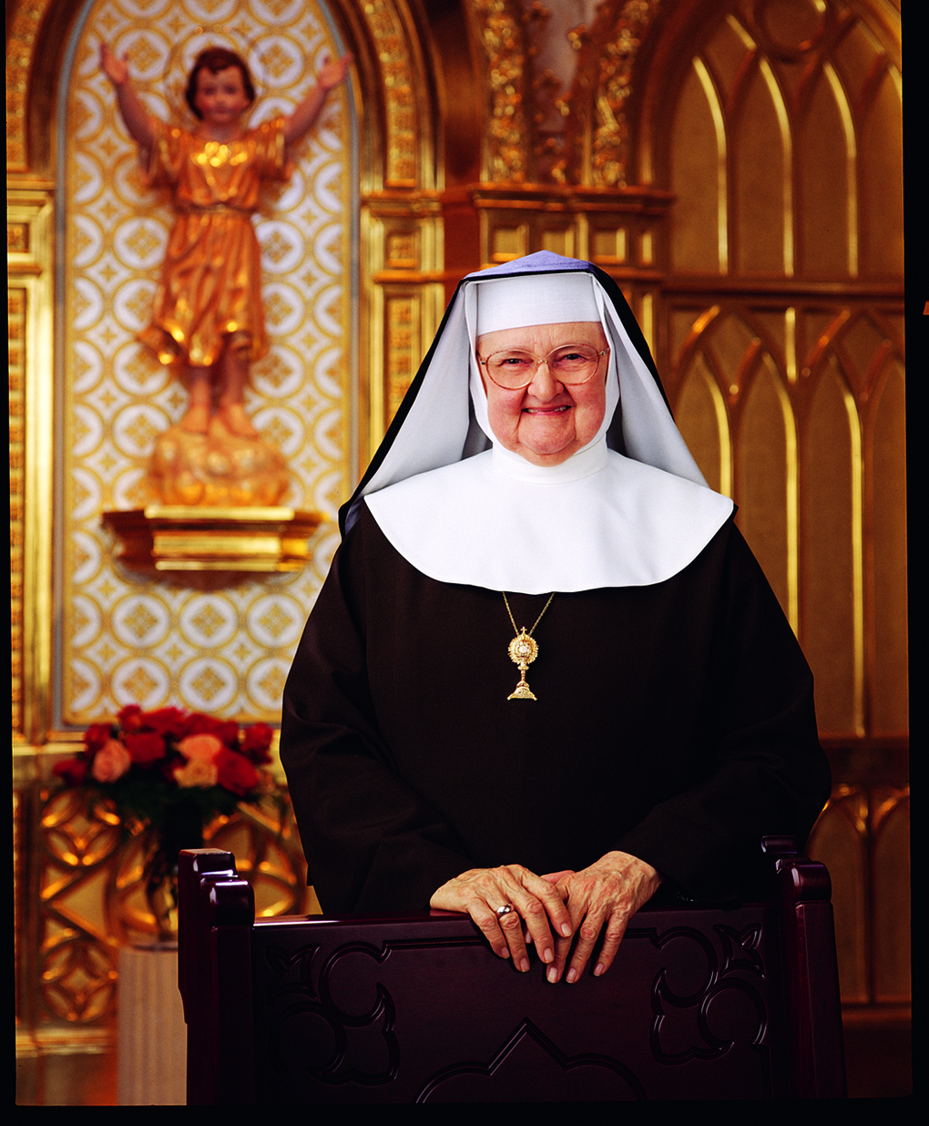 Mother Angelica Official Photo