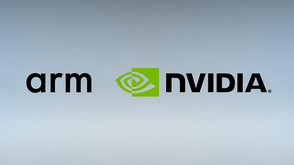 Arm-NVIDIA-logos
