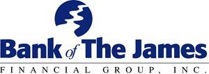 Bank of the James Financial Group, Inc. Logo