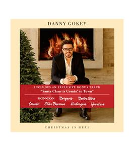 Danny Gokey Holiday CD