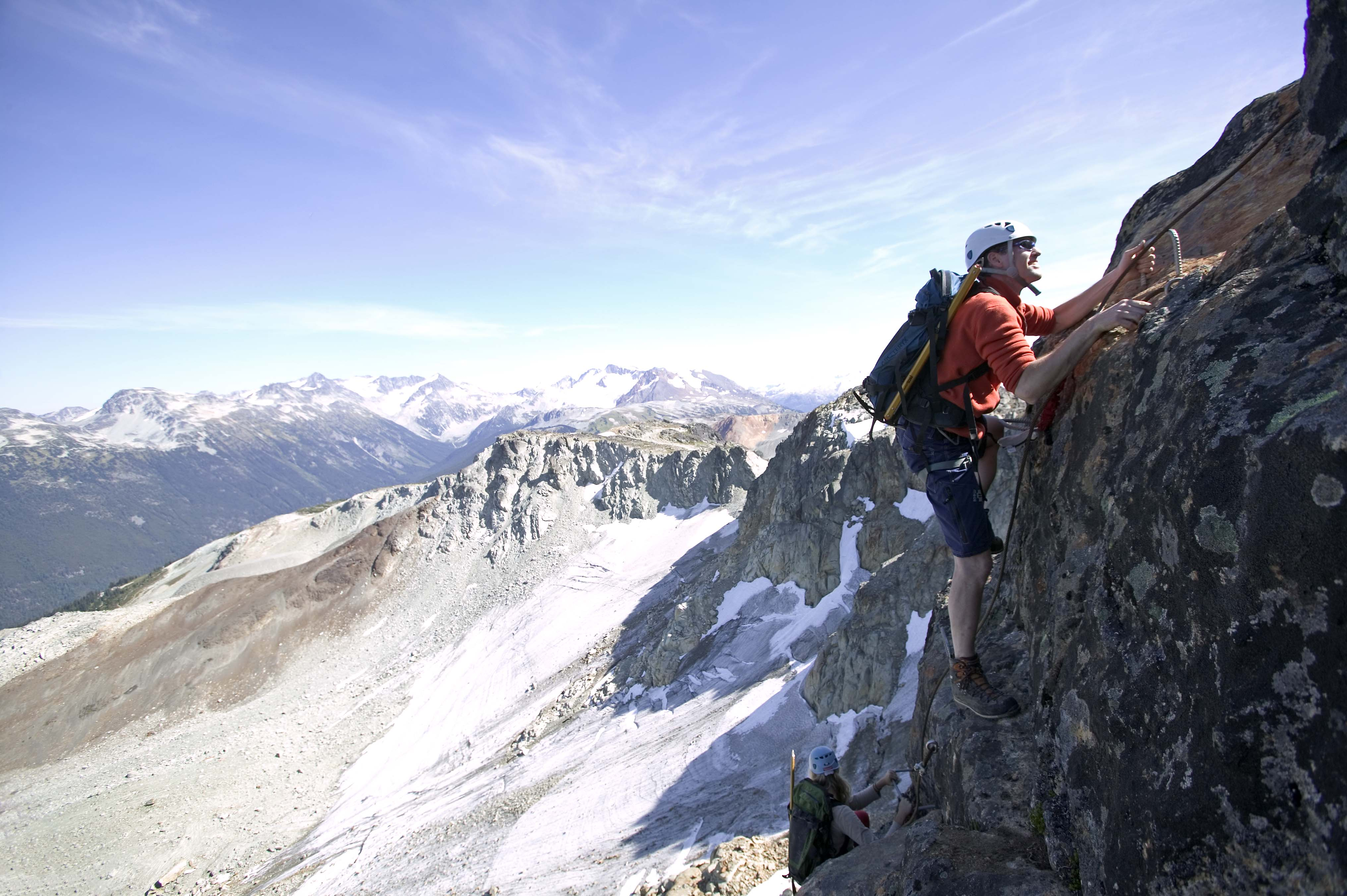 Leavetown Via Ferrata Expedition
