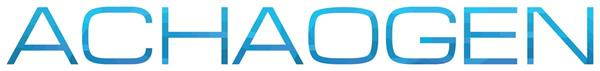 High-Resolution Achaogen company logo