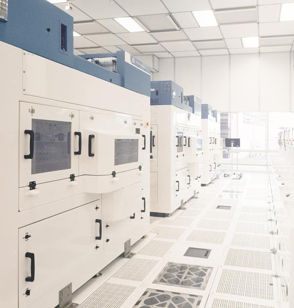 Applied Materials META Center_Cleanroom_Nov 2019