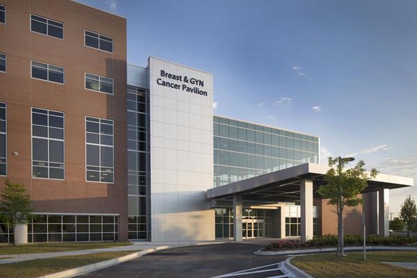 Breast and GYN Cancer Pavilion Baton Rouge, Louisiana