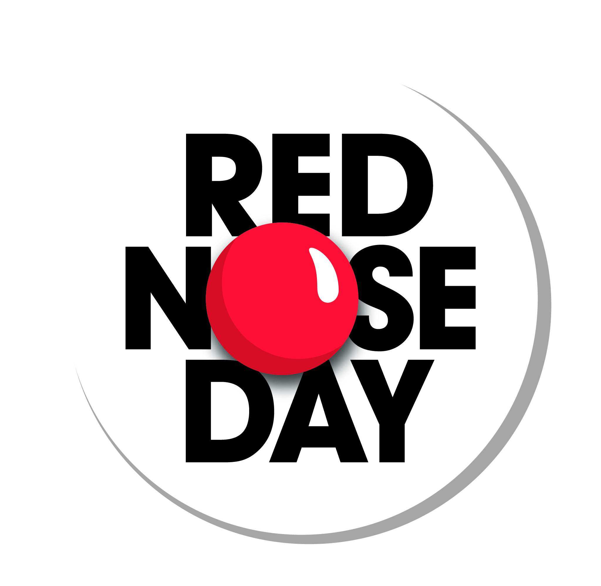 Red Nose Day 2019 Wristband Set Of 4