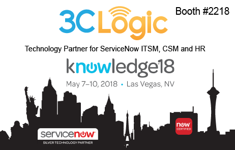 3CLogic at Knowledge18