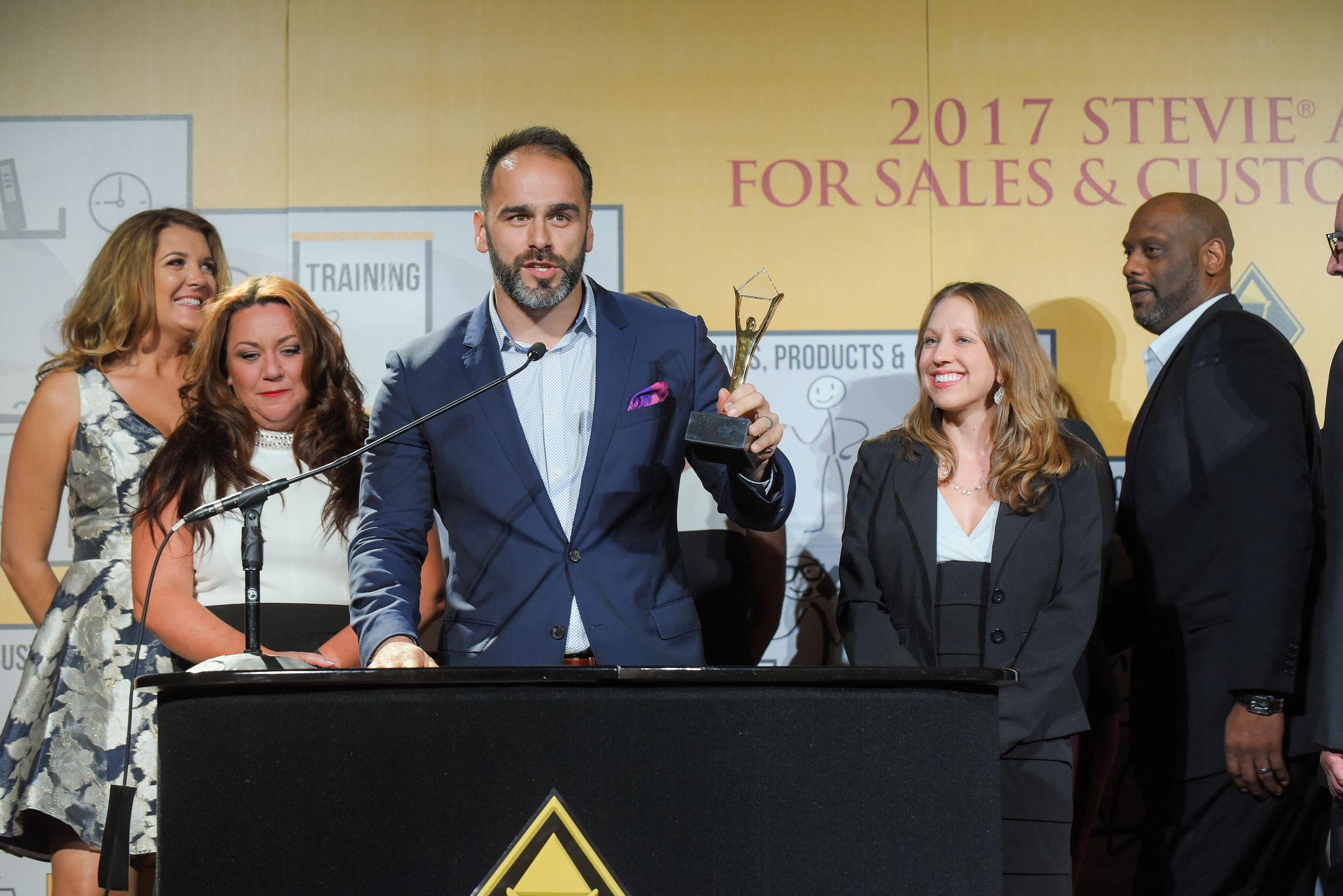 Stevie Awards for Sales & Customer Service