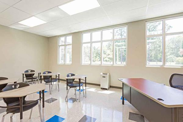 At AirBox, we care about your indoor air quality. This is especially true when it comes to students and school faculty members.
