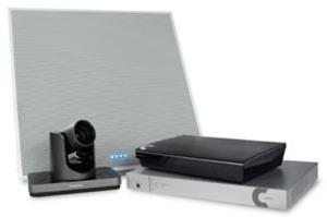 ClearOne® Combines New Beamforming Microphone Array Ceiling Tile and