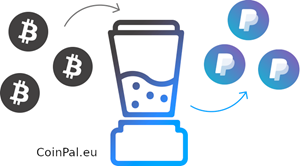 Bitcoin to PayPal Exchange Transfer Cash Out Service