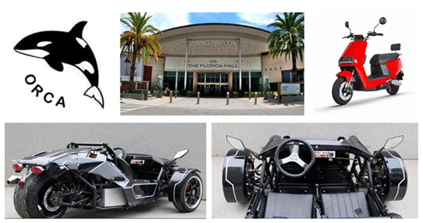$RNWR - Official product launch ceremony at The Florida Mall in Orlando on November 6th, 2021