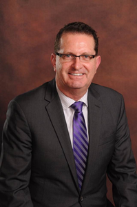 Gregg Merrill, Queen Creek Branch Manager and AVP Mountain America Credit Union