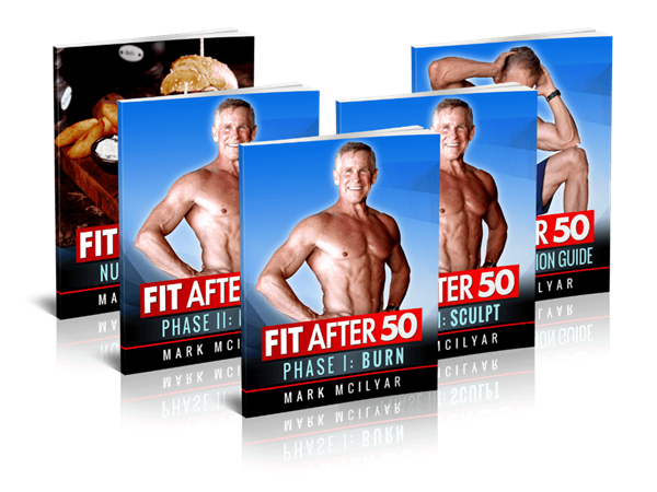Fit After 50 For Men by Mark