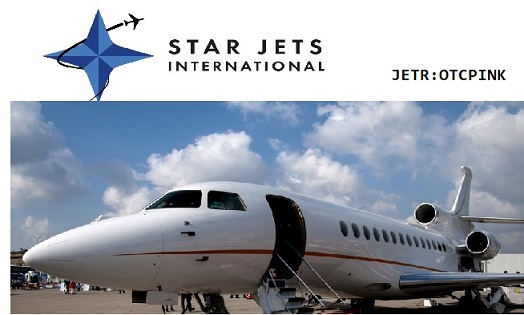 CEO of Star Jets International, Inc. (JETR) Announces Record 2020 Revenue of $9,581,799