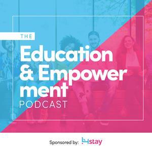 Bakhtiyor Isoev a publié deux nouveaux épisodes de son podcast Education & Empowerment