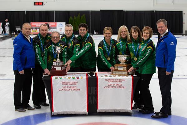 2019 Everest Canadian Senior Curling Championships