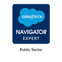 Coastal Cloud has earned the Salesforce Navigator Expert rating in Public Sector