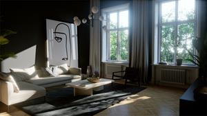 Chaos Group Releases V-Ray for Unreal Update 1