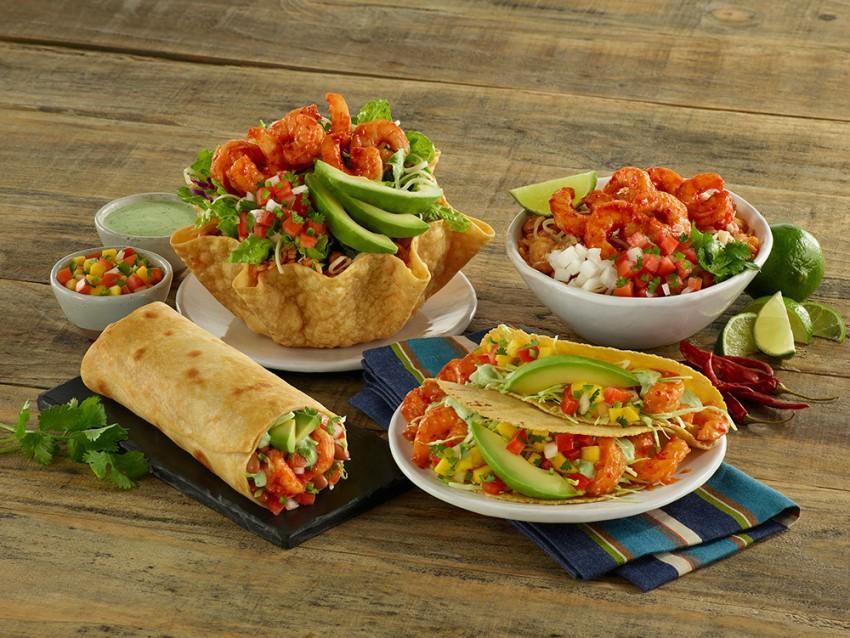 El Pollo Loco Logo el pollo loco unveils four new crave-worthy chile lime shrimp