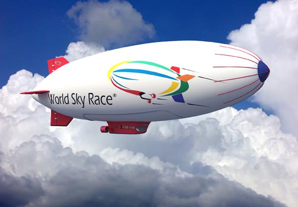 The World Sky Race will launch in London in September 2023 and culminate in Paris in May 2024.