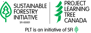 Combined SFI and PLT Canada Logo