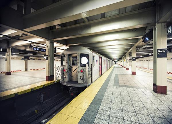 New York City Subway Wireless Infrastructure