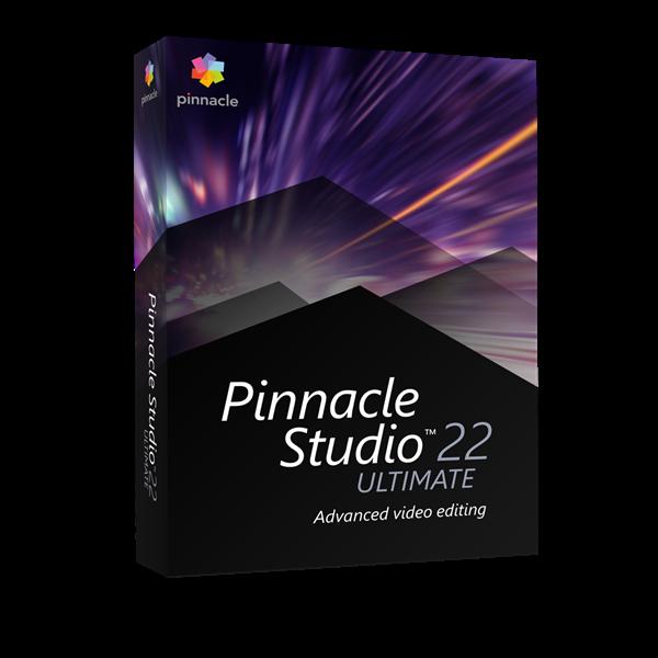 Pinnacle Studio 22 Ultimate Box