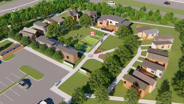 Bridgeland Community Concept