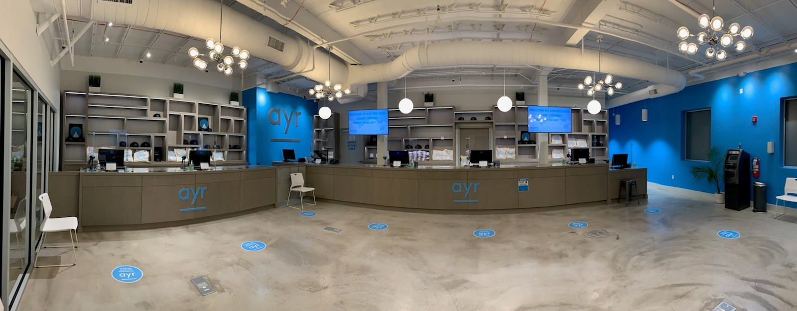 Ayr Wellness Announces Opening of Second Dispensary in Pennsylvania