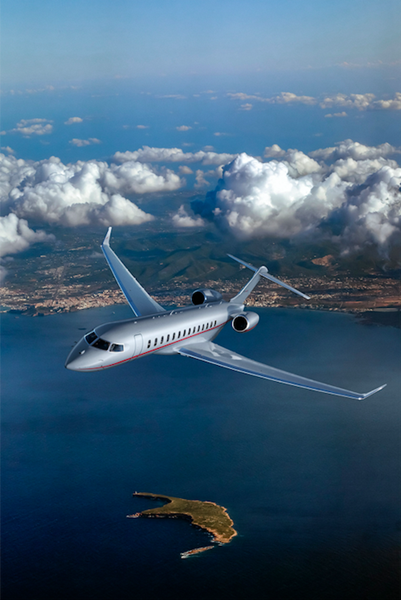 VistaJet Global 7500
