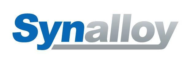 Synalloy Corporation logo