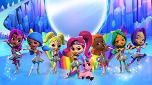 Genius Brands' CGI-animated series Rainbow Rangers