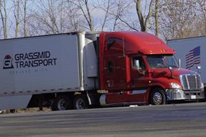 Grassmid is leveraging ORBCOMM's telematics triple play to cost-effectively track and monitor their trucks, dry vans and reefers through one powerful solution.