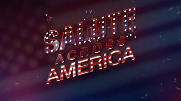 salute across america logo