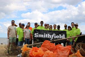 Smithfield Foods Continues Support of James River