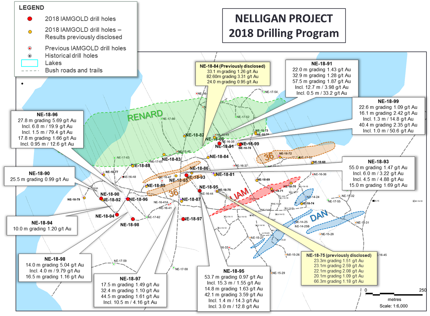 NELLIGAN PROJECT