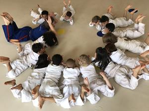 Quantum Martial Arts Circle Time