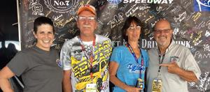 Responsibility Has Its Rewards Sweepstakes Winner at Kentucky Speedway