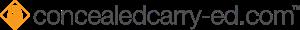 Concealedcarry-ed.com Logo