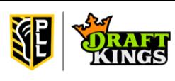 PLL & DraftKings Logos